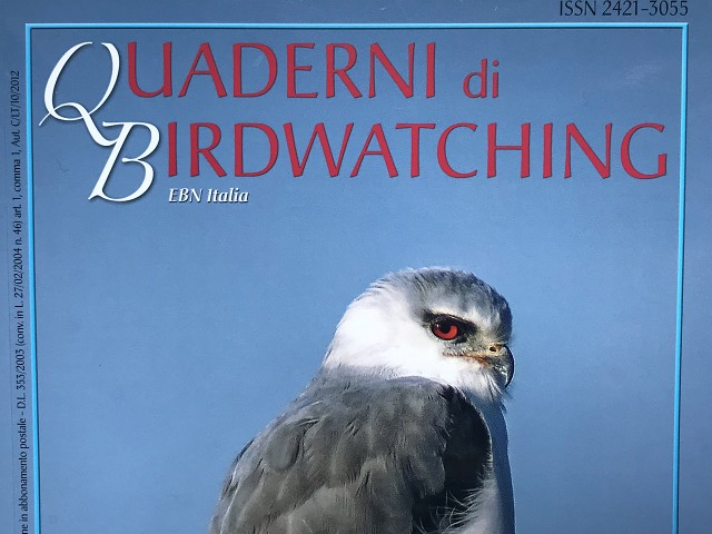 Quaderni di birdwatching
